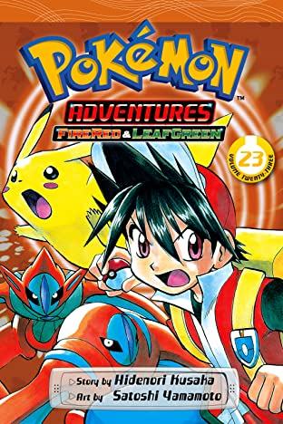 Pokémon Adventures (FireRed and LeafGreen) Vol. 23
