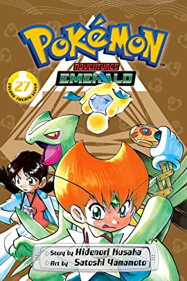 Pokémon Adventures (Emerald) Vol. 27