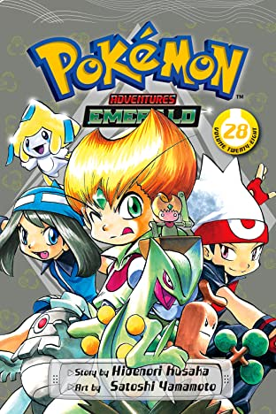 Pokémon Adventures (Emerald) Vol. 28