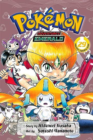 Pokémon Adventures (Emerald) Vol. 29