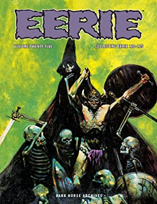 Eerie Archives Vol. 25