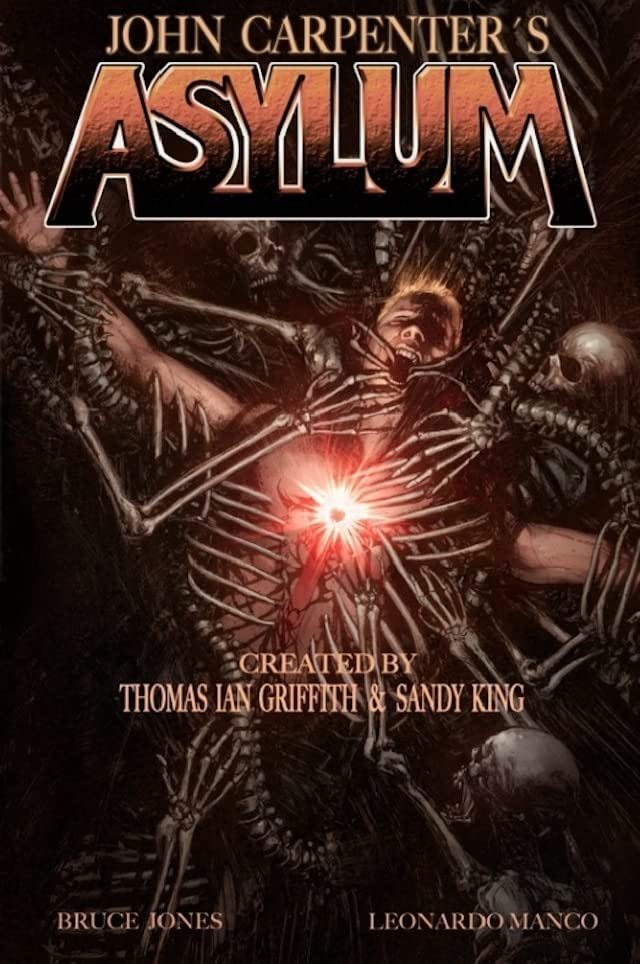 John Carpenter's Asylum #4