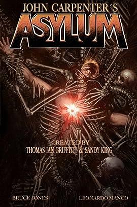 John Carpenter's Asylum #4