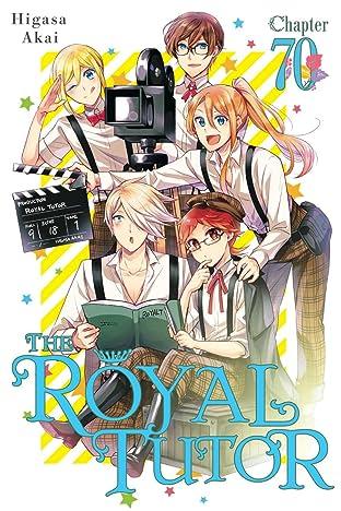 The Royal Tutor #70