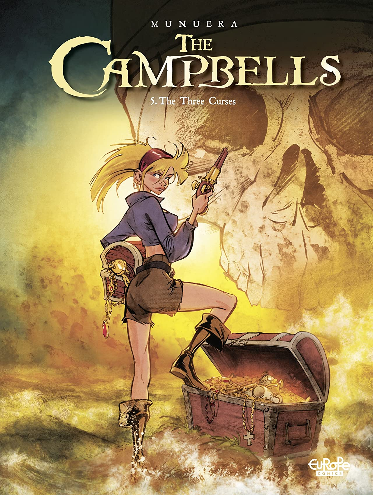 The Campbells #5: The Three Curses