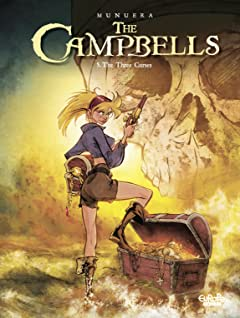 The Campbells Tome 5: The Three Curses