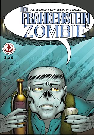 The Frankenstein Zombie Vol. 3