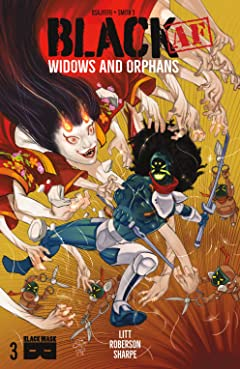 BLACK [AF]: Widows And Orphans #3