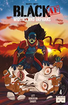 BLACK [AF]: Widows And Orphans #4