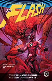 Flash: The Rebirth Deluxe Edition - Book 3