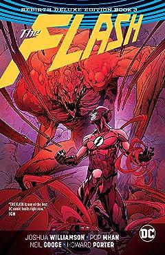 Flash: The Rebirth Deluxe Edition - Book 3