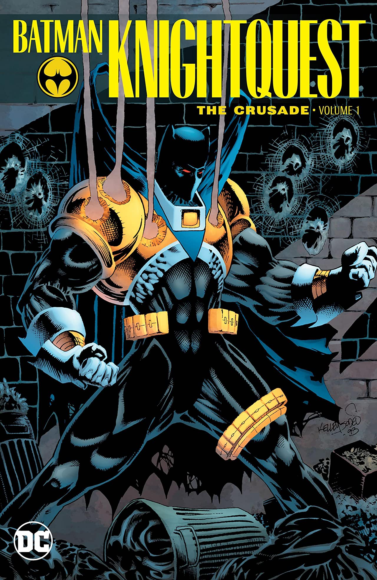 Batman: Knightquest: The Crusade  Vol. 1