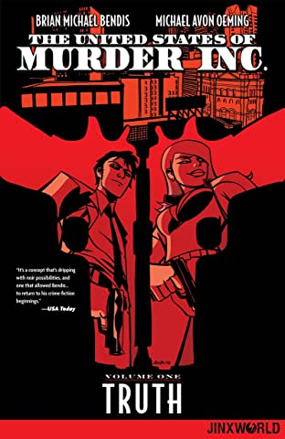 The United States of Murder Inc.(2014-2015) Tome 1: Truth (New Edition)