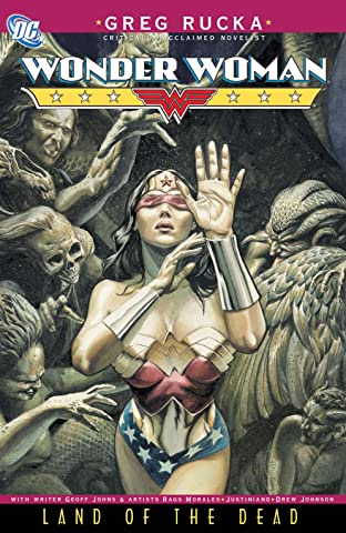 Wonder Woman: The Land of the Dead