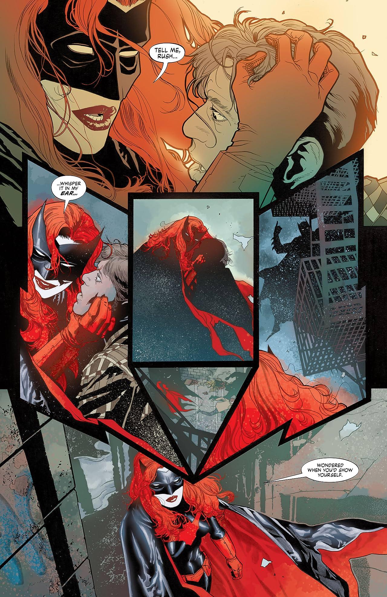 Batwoman Tome 1: Elegy