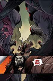 Hillbilly: Red-Eyed Witchery From Beyond #2 (of 4)