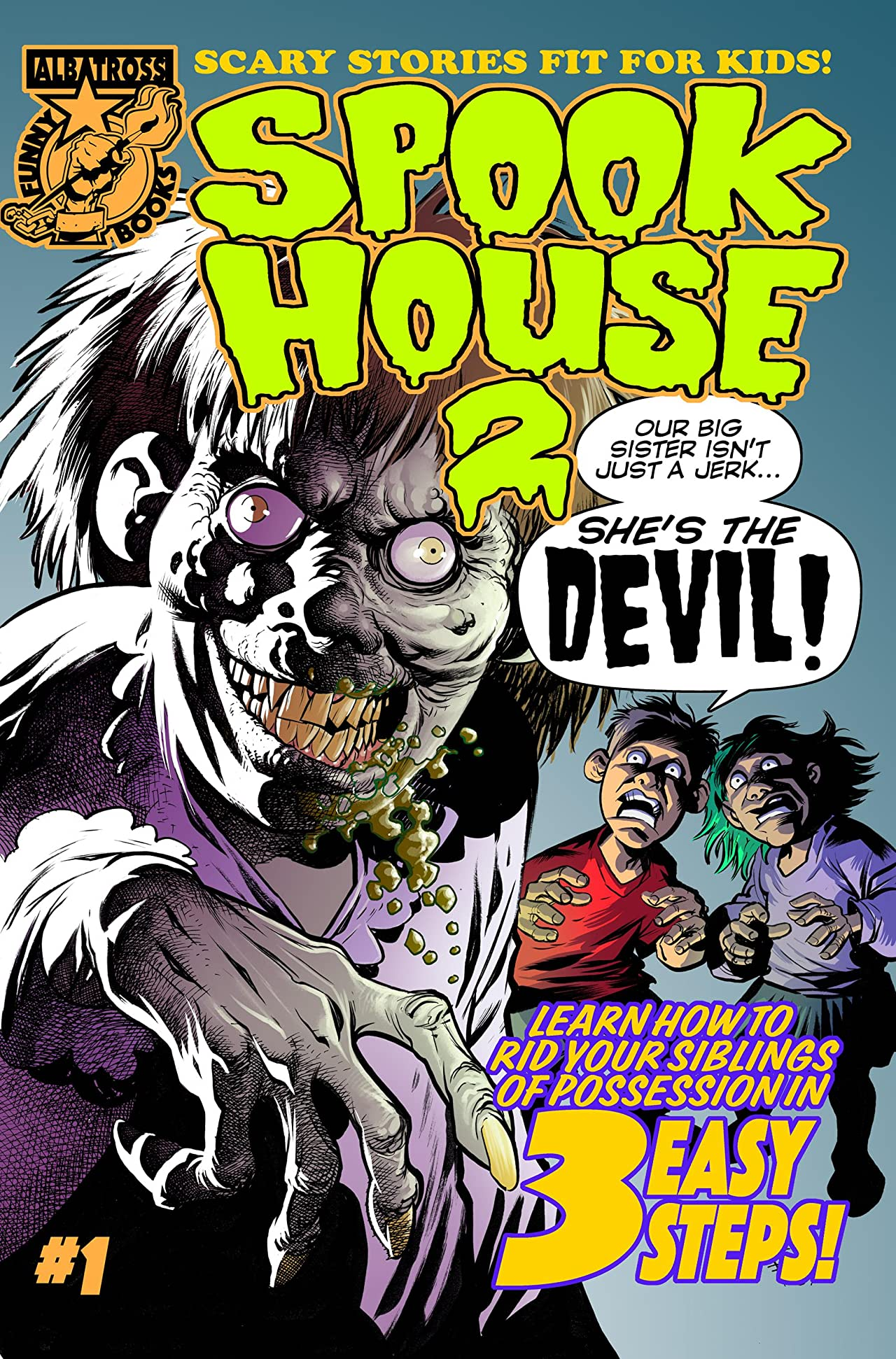 Spook House 2 #1
