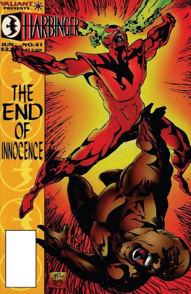 Harbinger (1992-1995) #41