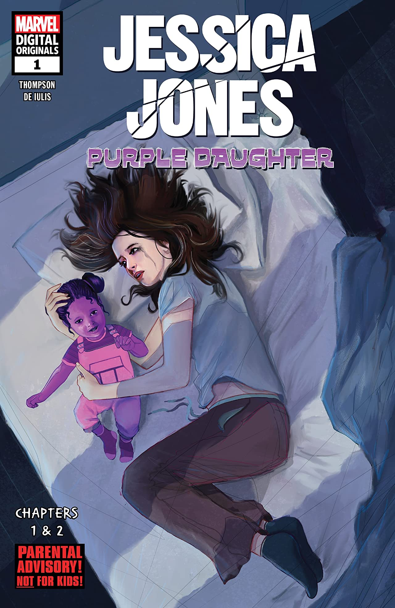 Jessica Jones: Purple Daughter - Marvel Digital Original (2019) #1 (of 3)
