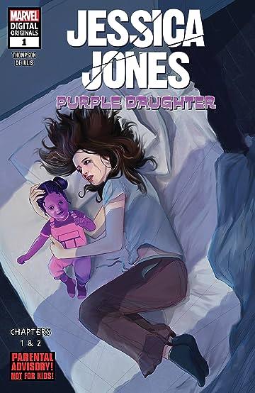 Jessica Jones: Purple Daughter - Marvel Digital Original (2019) #1 (of 3)