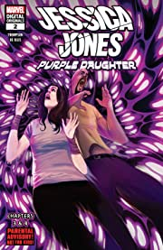 Jessica Jones: Purple Daughter - Marvel Digital Original (2019) #2 (of 3)