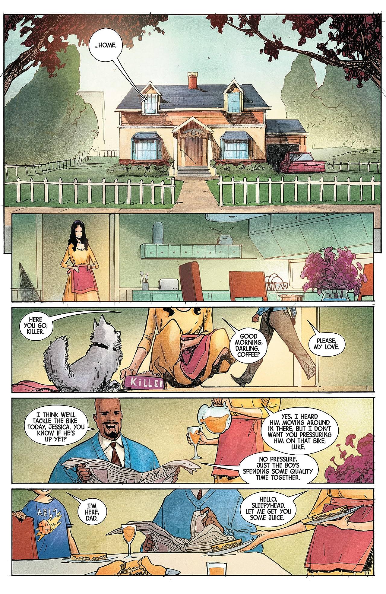 Jessica Jones: Purple Daughter - Marvel Digital Original (2019) #3 (of 3)