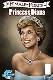 Female Force #5: Princess Diana