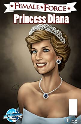 Female Force #5: Princess Diana