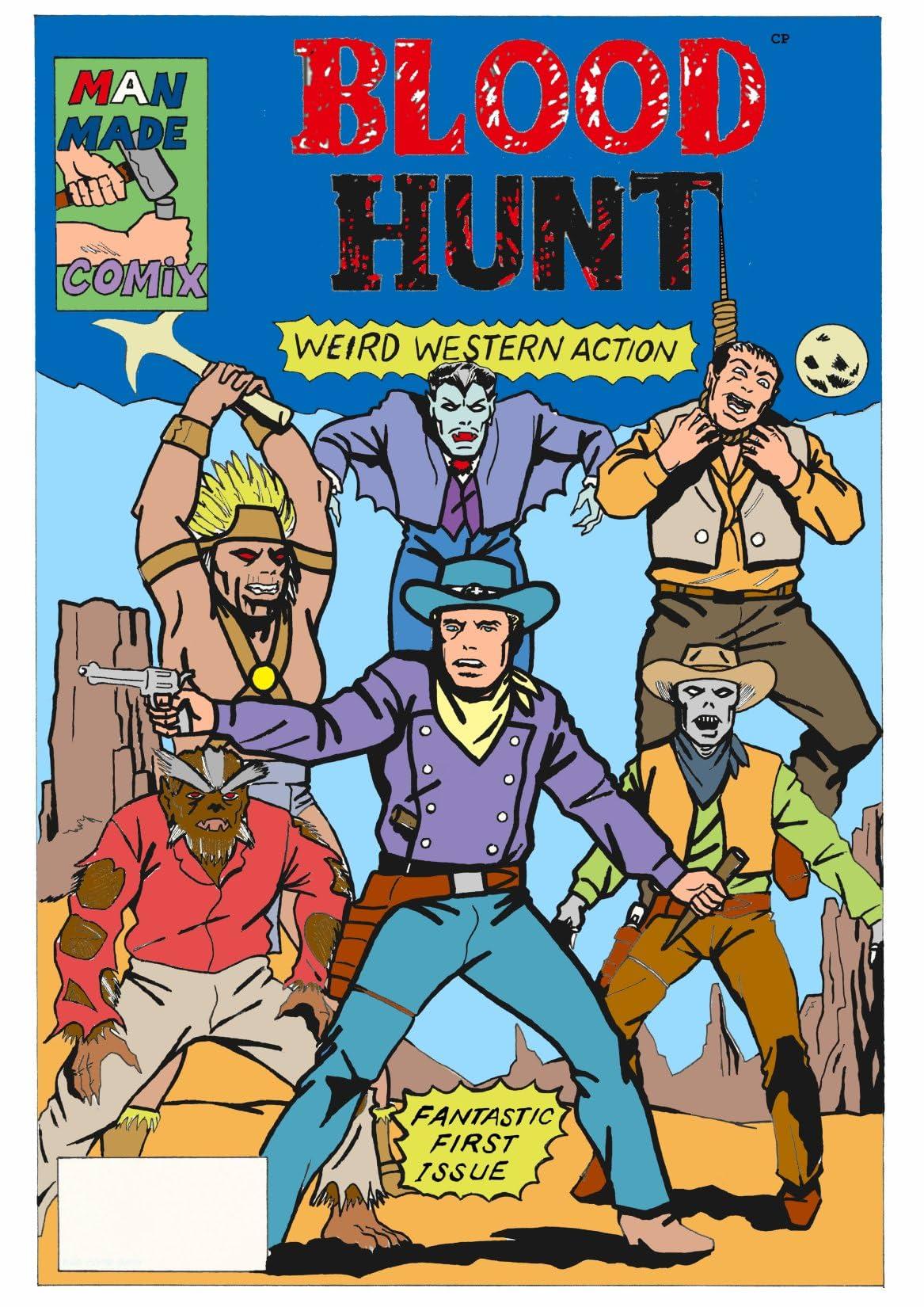 Blood Hunt #1