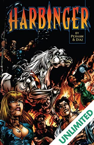 Harbinger: Acts of God #1