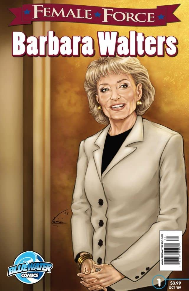 Female Force #8: Barbara Walters
