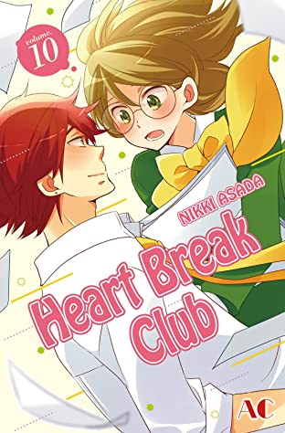 Heart Break Club Vol. 10
