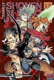 Weekly Shonen Jump Vol. 345: 10/01/2018