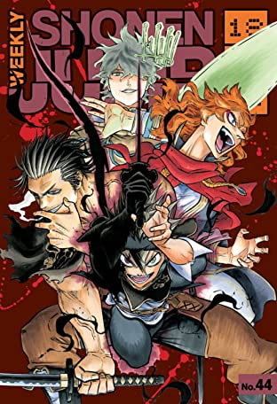 Weekly Shonen Jump Vol. 345: 10/01/2018