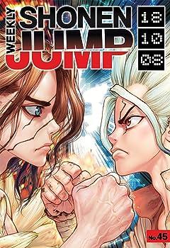 Weekly Shonen Jump Vol. 346: 10/08/2018