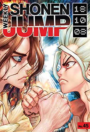 Weekly Shonen Jump Vol. 346: 10/08/2018