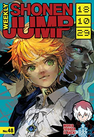 Weekly Shonen Jump Vol. 349: 10/29/2018