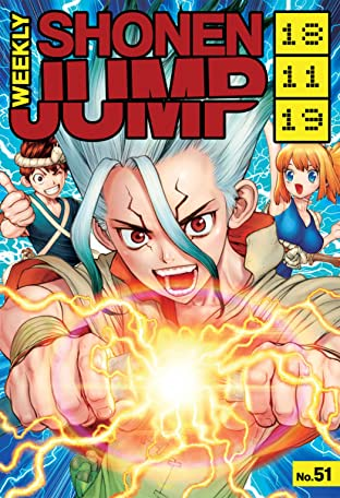 Weekly Shonen Jump Vol. 352: 11/19/2018