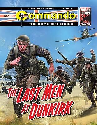 Commando #5163: The Last Men At Dunkirk