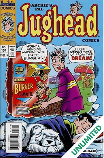 Jughead #154