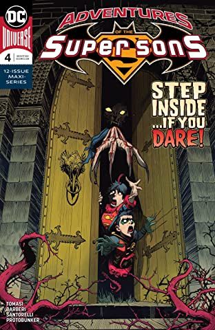 Adventures of the Super Sons (2018-2019) No.4