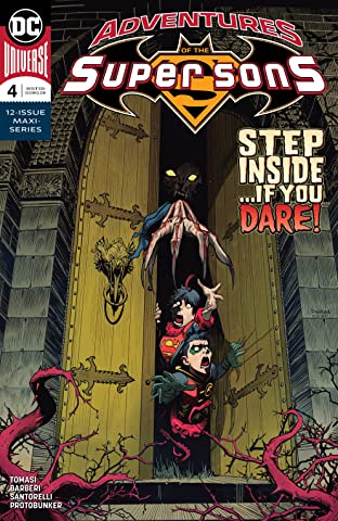 Adventures of the Super Sons (2018-) No.4
