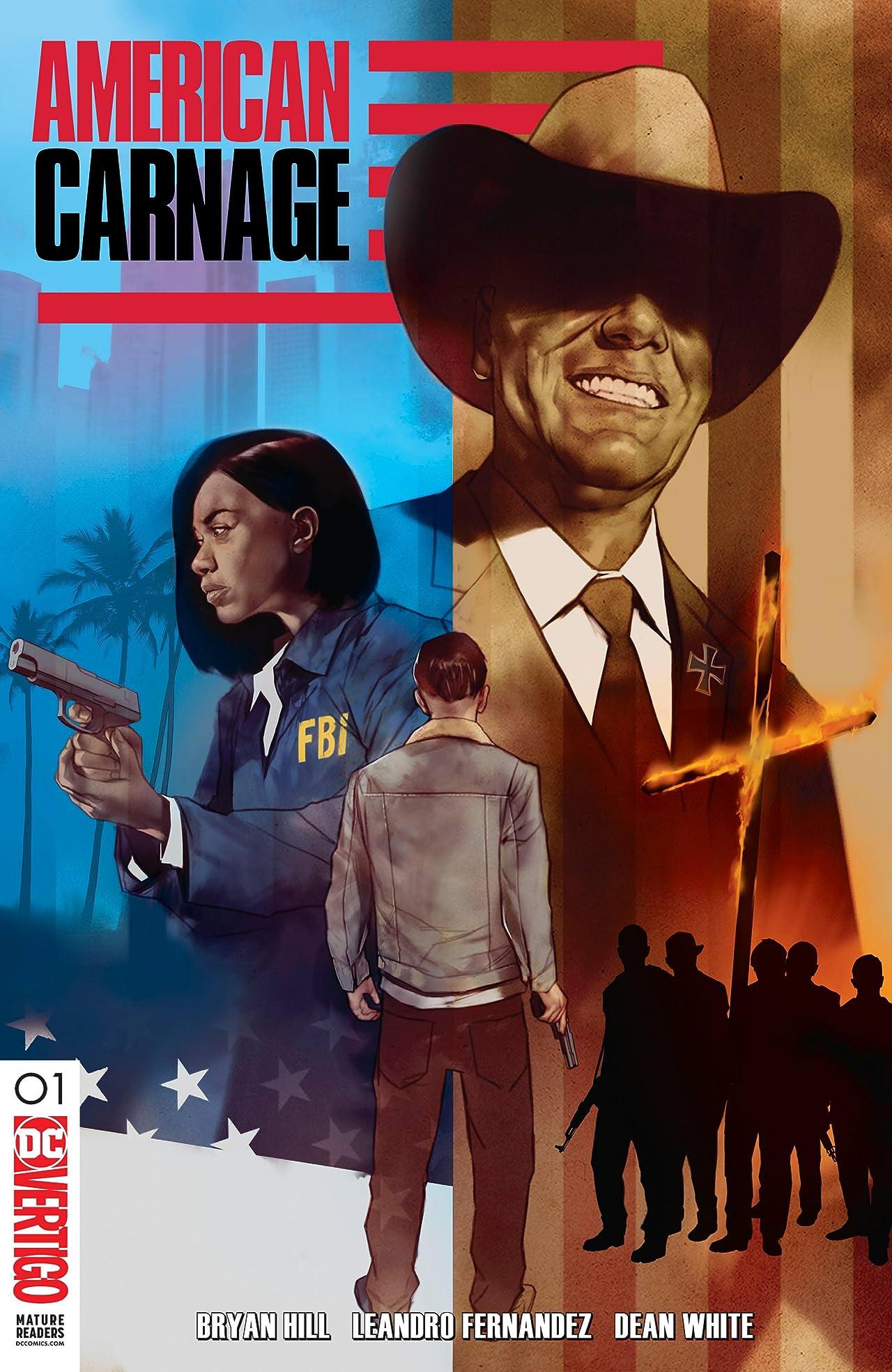 American Carnage (2018-) #1