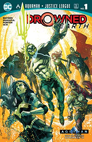 Aquaman/Justice League: Drowned Earth Special (2018-) No.1