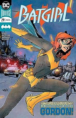 Batgirl (2016-) #29