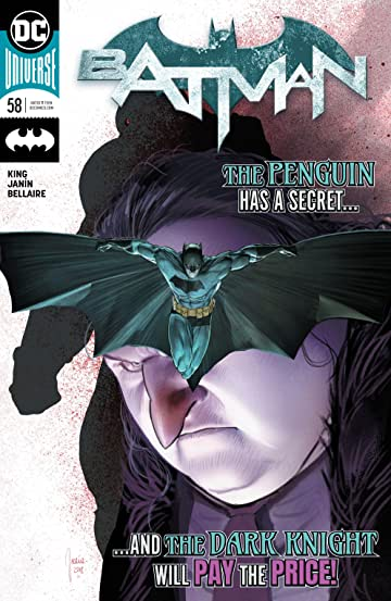 Batman (2016-) No.58
