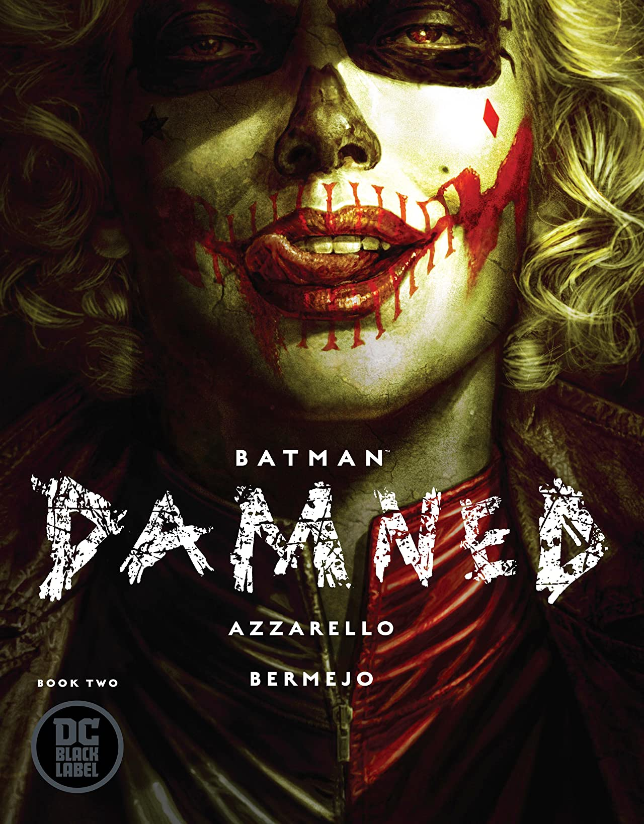 Batman: Damned (2018-) No.2