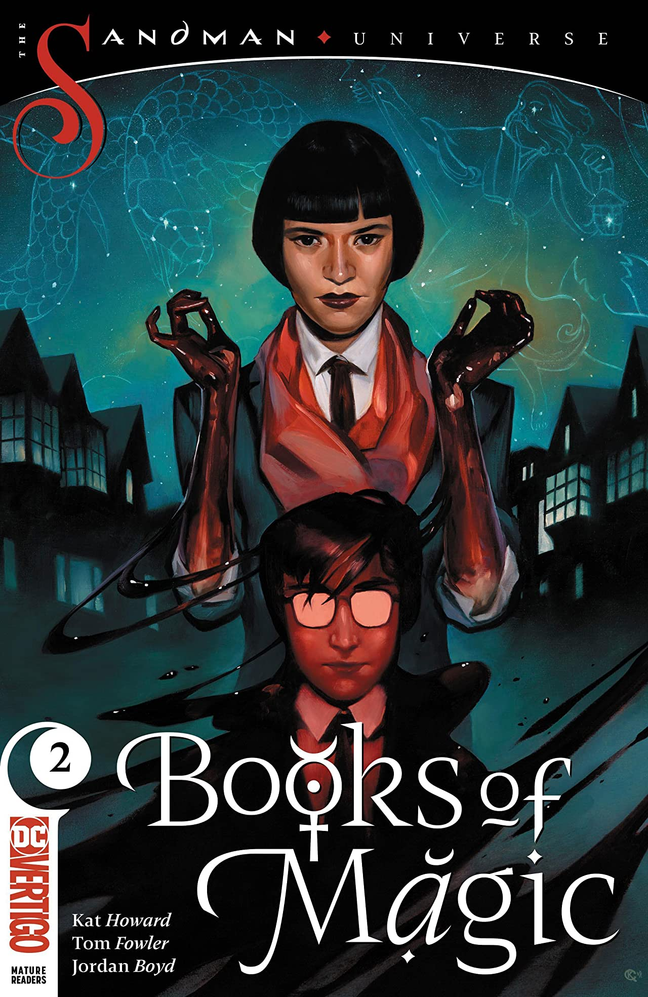 Books of Magic (2018-) #2
