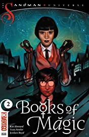 Books of Magic (2018-) #2