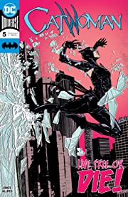 Catwoman (2018-) #5